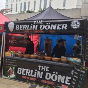 The Berlin Doner LTD Halal Catering