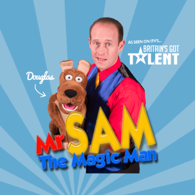 Mr Sam Magician