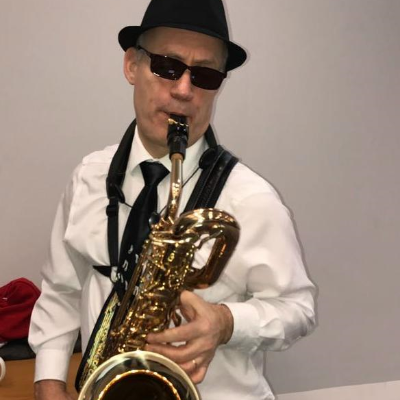 Andrew Sax Solo Musician