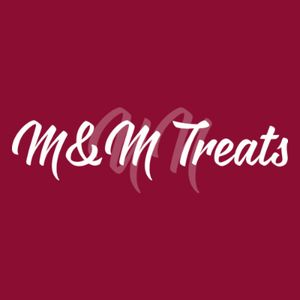M&M Treats Sweets and Candy Cart