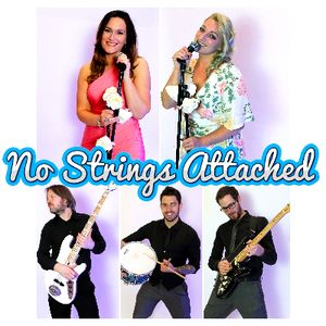 No Strings Attached - Live music band , Hampshire,  Function & Wedding Band, Hampshire R&B Band, Hampshire Funk band, Hampshire Pop Party Band, Hampshire Disco Band, Hampshire Rock Band, Hampshire