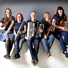 Capstick Ceilidh Band World Music Band