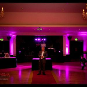 Urban Disco Wedding DJ