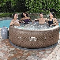 Relax Hot Tub Hire Event Equipment
