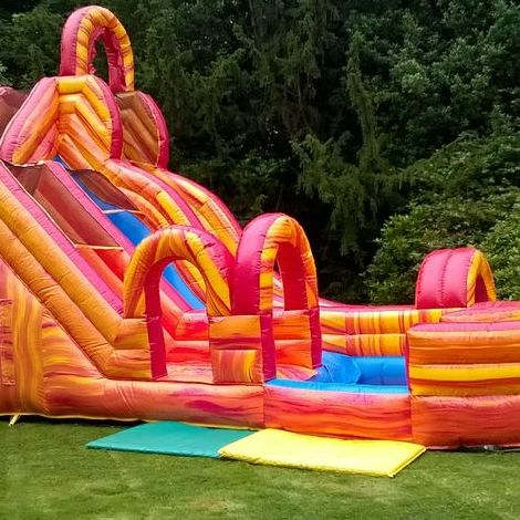"Bounce ""n"" Slide Catering"