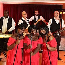 All That Soul Wedding Music Band