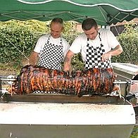 Suffolk n good hog roast Hog Roast