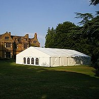 Banbury Marquee Hire Ltd Party Tent