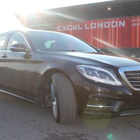 London Airprot Transfers Chauffeur Driven Car