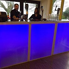 Free Mobile Bar Hire UK Catering