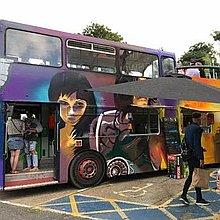 Prince of Persia UK Ltd Food Van