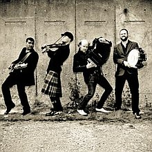 The Ceilidh Experience Barn Dance Band