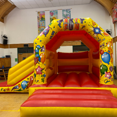 SportyStars Bouncy Castle