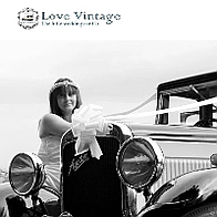 Love Vintage - The Little Wedding Car Co Chauffeur Driven Car