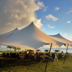 Tention - Stretch Tents Stretch Marquee