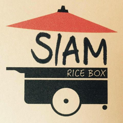 Siam Rice Box Dinner Party Catering