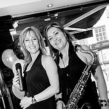 Saxuality Live Music Duo