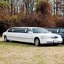 Scottish Limousine Services Party Bus