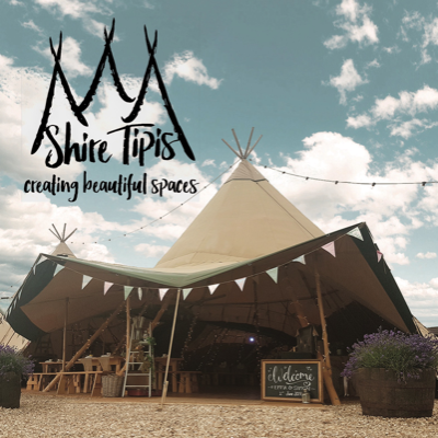Shire Tipis Marquee & Tent