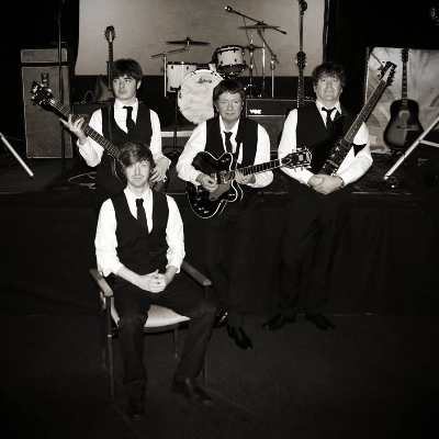 Black Country Beatles Rock And Roll Band