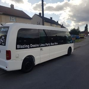 Blazing Desire Limousine/PartyBus Hire Party Bus