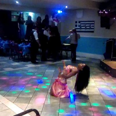 Sasha Safari Dance Act