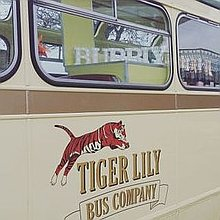 Tiger Lily Bus Company Cocktail Bar