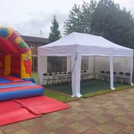 A Top Party Party Tent