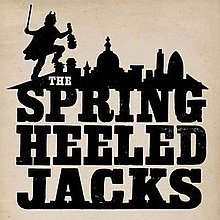 Spring Heeled Jacks Folk Band