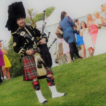 Solopiper - Solo Musician , Tyne and Wear,  Bagpiper, Tyne and Wear