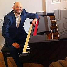 Dave Anderson Piano Solo Musician