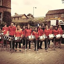 North Tyneside Steelband Ensemble
