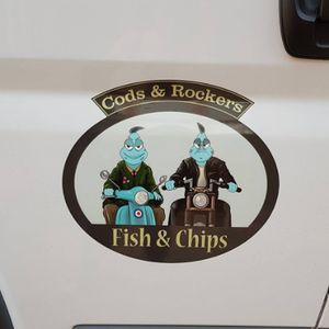 Cods And Rockers Fish&Chips Street Food Catering