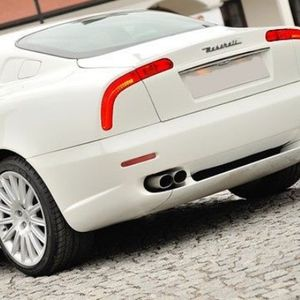 Maserati Hire Wedding car