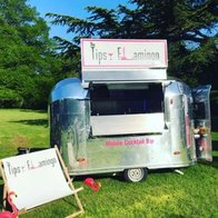 The Tipsy Flamingo Mobile Bar