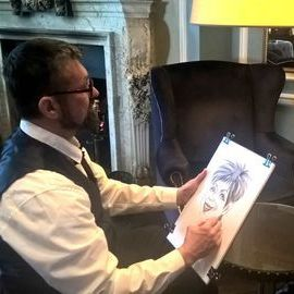 Alex Caricatures - Caricaturist , Greater London,