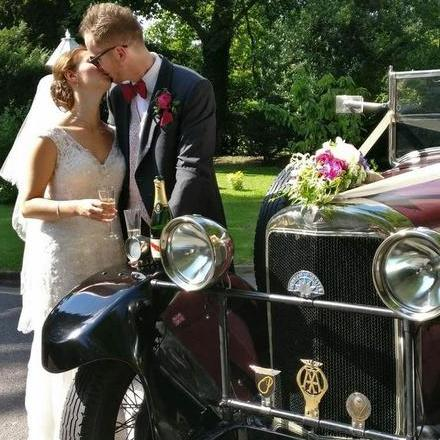 Vintage Sports Car Hire - Transport , Leatherhead,  Vintage & Classic Wedding Car, Leatherhead