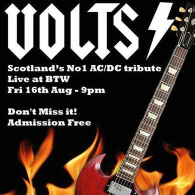 AC/DC Volts - Live music band , Edinburgh,  Heavy Metal Band, Edinburgh Rock And Roll Band, Edinburgh