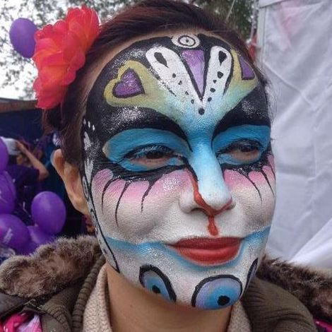 Kitty Bliss Face Painting - Children Entertainment , Cheltenham,  Face Painter, Cheltenham