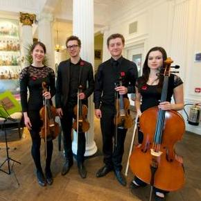 The Rosewood String Quartet - Ensemble , Glasgow,  String Quartet, Glasgow