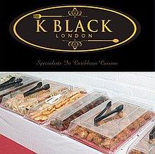 K Black London Caribbean Catering