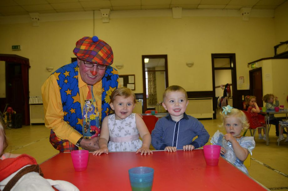 Grandaddy & Nanny Trumbell - Children Entertainment Magician  - Blackpool - Lancashire photo