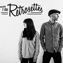 The Retrosettes duo Vintage Band