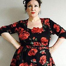 Vintage Ruby Vintage Singer