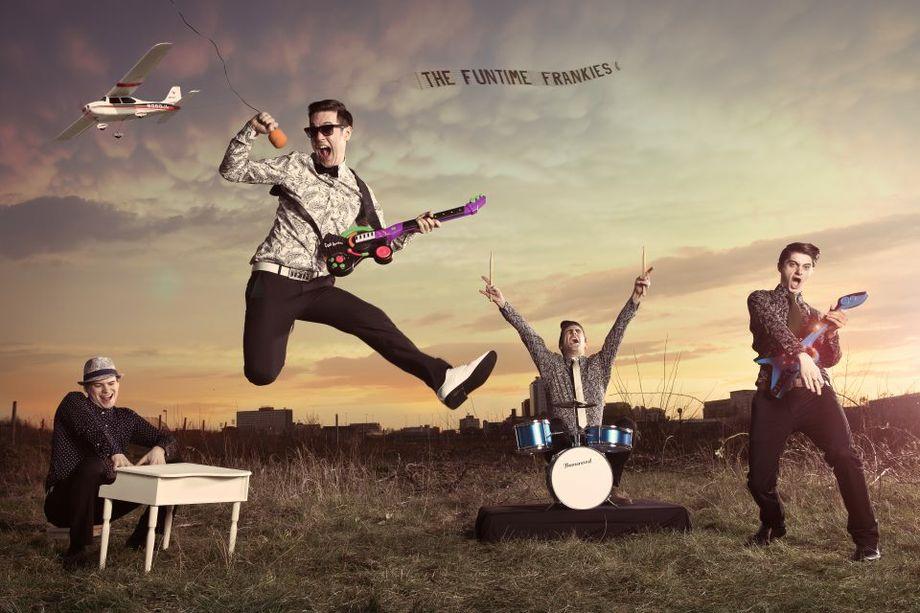 The Funtime Frankies - Live music band  - Leyland - Lancashire photo