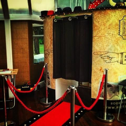 Picture Box Photobooths Photo or Video Services