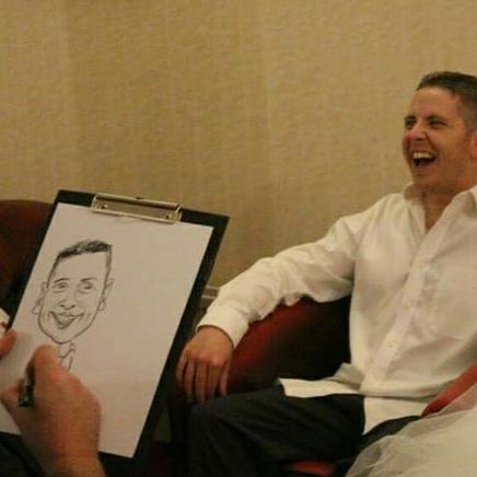 Gremlyn Caricaturist Caricaturist