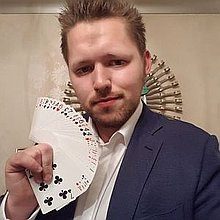 Illusio Close Up Magician
