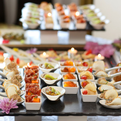 Prestige Bars and Catering Buffet Catering
