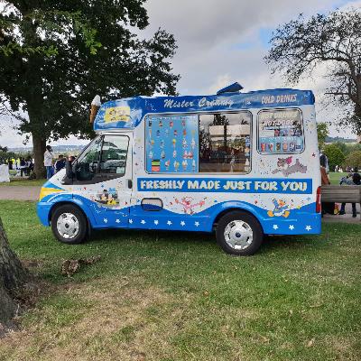 Mister Creamy Food Van
